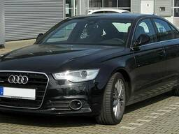 Разборка запчасти б. у новые Audi A6 C7