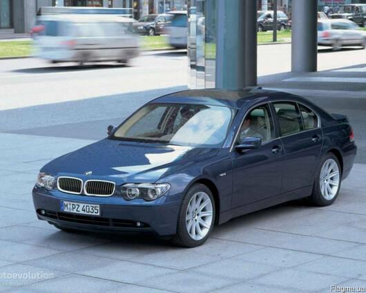 Разборка запчасти б. у новые BMW 7 Series E65 E66 E67 E68