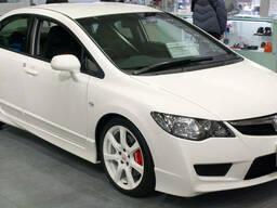 Разборка запчасти б.у новые HONDA Civic Type R 2007-2010