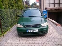 Разборка запчасти б. у шрот Opel Astra Van (Опель Астра Ван )