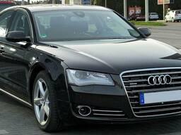 Разборка запчасти бу новые Audi A8 4H