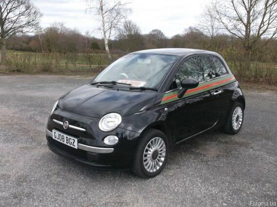 Разборка. Запчасти Fiat 500 07-15 год