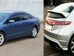 Разборка запчасти Honda Civic Хонда Цивик автозапчасти б.у