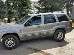 Разборка запчасти Jeep Grand Cherokee WJ (1999-2004)