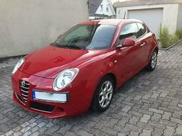 Разборка Запчасти кузова б/у Бампер Дверь Alfa Romeo Mito 08
