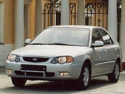 Разборка Запчасти кузова б/у Бампер Дверь Kia Shuma II 2001-