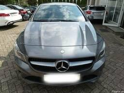 Разборка Запчасти кузова б/у Mercedes-Benz CLA Бампер Дверь
