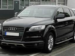 Разборка запчасти новые б/у Audi АУДИ Q7