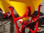 Новый разбрасыватель минудобрений на 300 л Jar-Met Польша - фото 3