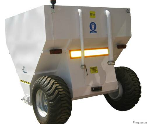 Разбрасыватель для цемента RS-9000/RS-12000