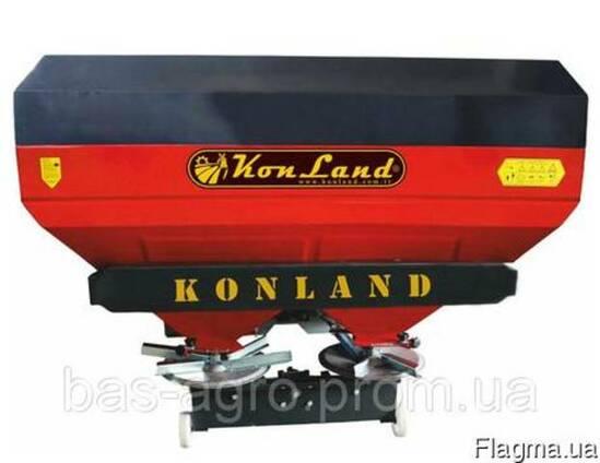 Разбрасыватель минеральных удобрений KonLand KG 1000-2D