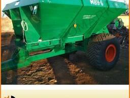 Разбрасыватель минеральных удобрений МВУ-5