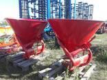 Разбрасыватель удобрений 500 кг фирмы Jar-Met Польша - фото 4