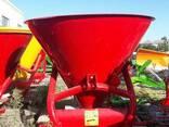 Разбрасыватель удобрений 500 кг фирмы Jar-Met Польша - фото 6