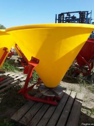 Лейка на 500 кг (бак-пластик) фирмы Jar-Met Польша