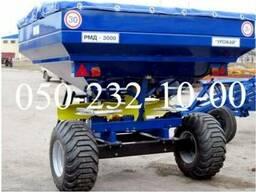 Разбрасыватель минеральных удобрений РМД-3000 Урожай