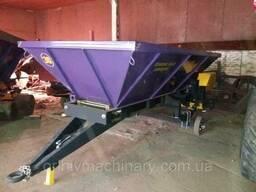 Разбрасыватель минеральных удобрений РМГ-4 новый