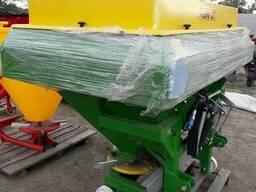 Разбрасыватель минудобрений лейка 1200 кг фирмы Landforce (Т - фото 1