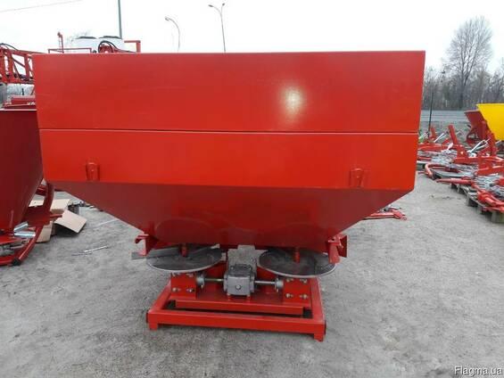 Разбрасыватель на трактор 1000 кг фирмы Jar-Met Польша
