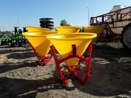 Разбрасыватель удобрений 300 кг фирмы Jar-Met Польша - фото 2