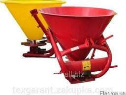 Разбрасыватель удобрений Jar Met 650 л. (металл. ) Польша