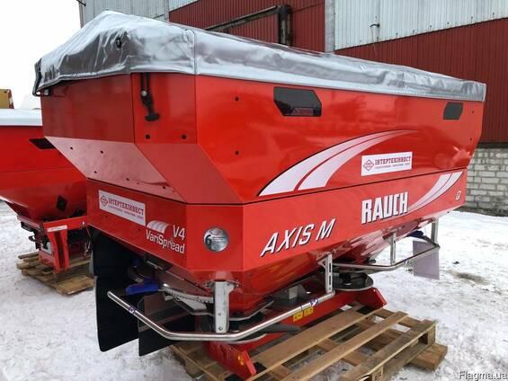 Разбрасыватель удобрений Rauch AXIS M 30.2 (Раух аксис)