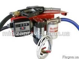 Раздаточный модуль для дизТоплива 12В 85л/мин Италия Piusi