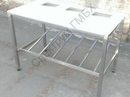 Разделочный стол для мяса 1300х700х850
