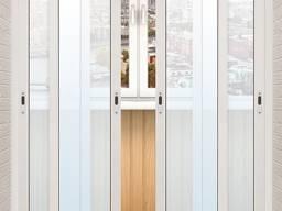 Раздвижные двери – выход на балкон
