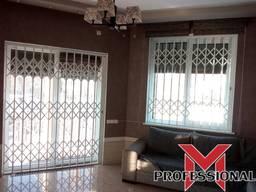 Раздвижные решетки Prof для частных домов