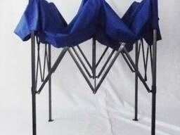 Раздвижные шатры для торговли и выставок