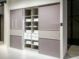 Раздвижные системы для шкафов купе под заказ