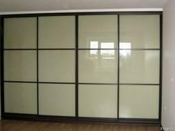 Раздвижные системы для шкафов купе в Запорожье.
