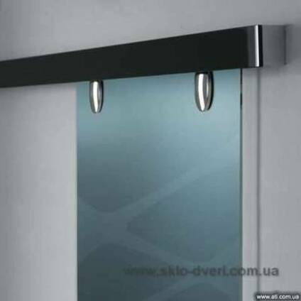 Раздвижные стеклянные двери S-1000
