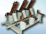 Разъединители внутренней установки- РВ(з)-РВФ(з)-10/400(630) - фото 1