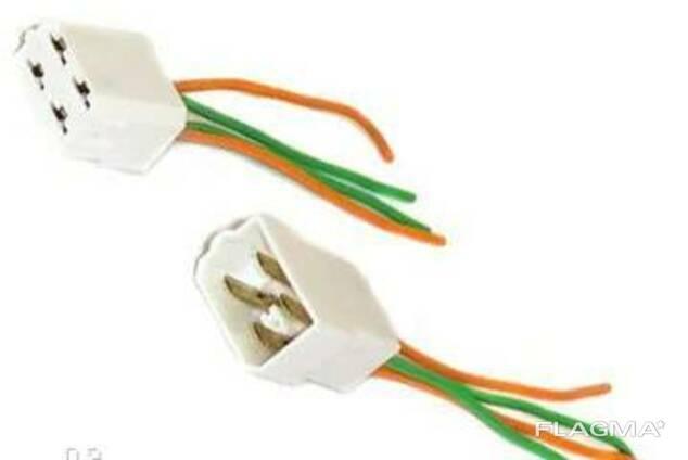 Разъем электропроводки 4-х контактный Р/К-4С