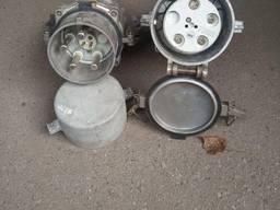 Разъем кабельный силовой 250А 400В (влагозащищенный)