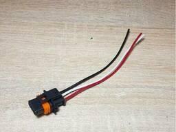Разъем катушки зажигания ВАЗ 3-контакта (нового образца)