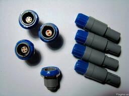 Разъемы для пульсоксиметров и мониторов пациента