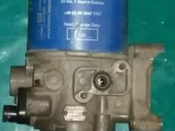 Разгрузка Knorr-Bremse на DAF XF e3