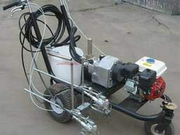 Разметочная машина для дорог на базе Вагнер 7000