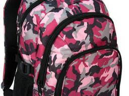Разноцветный женский рюкзак для города PASO 23L, PS15-1829B