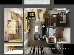 Разработка дизайн - проектов высокого качества