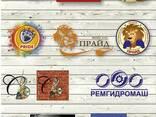 Разработка логотипа, фирменного стиля - фото 2