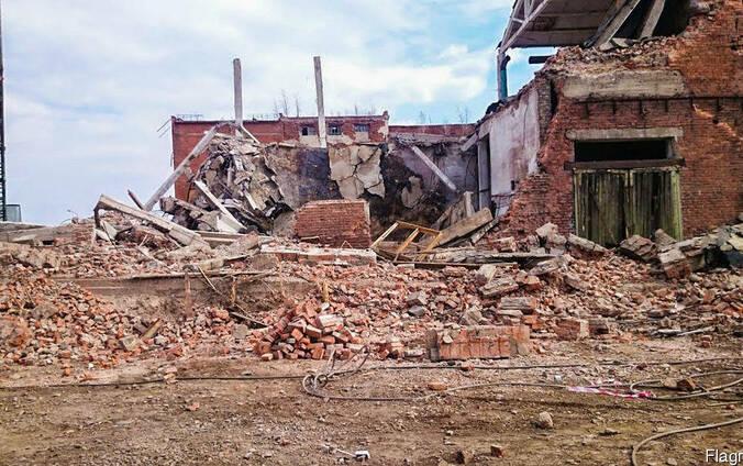 Ручной демонтаж в Одессе.