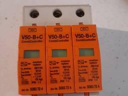 Разрядник OBO Bettermann CombiController V50-B C 1 штука 3000 грн