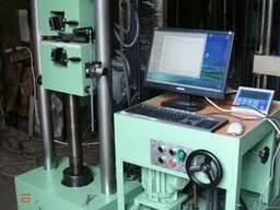 Модернизация разрывных машин, испытательных машин, прессов.