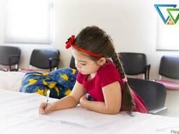 Дошкольная подготовка в Днепре, развивающие занятия с детьми