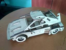 Развивающий конструктор - модель