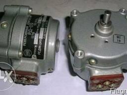 Электровигатель РД-09 новый реверсивный с редуктором (Ротор)